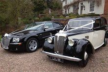 Guinan's Prestige Wedding Cars