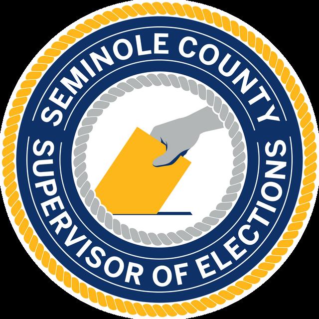 Chris Anderson, Seminole County Supervisor of Elections #VoteSeminole