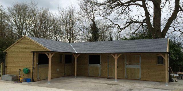 Stables A Mcginn Groundworks Amp Equestrian Construction Ltd