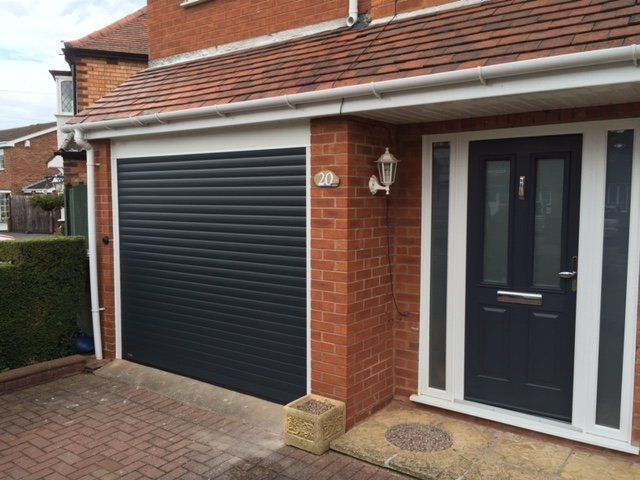 sturdy roller garage doors supplied across coventry. Black Bedroom Furniture Sets. Home Design Ideas