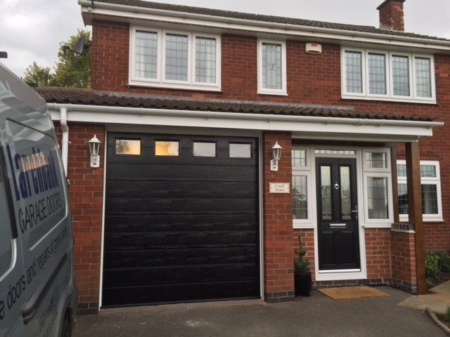 we supply and fit sectional garage doors in the coventry area. Black Bedroom Furniture Sets. Home Design Ideas