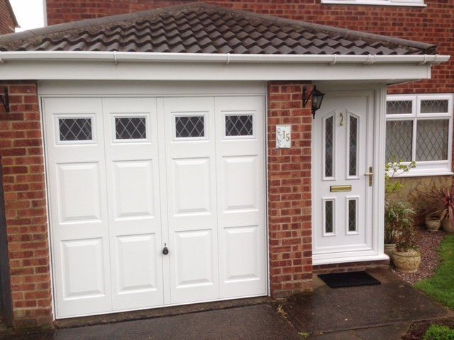 durable up and over garage door installation in coventry. Black Bedroom Furniture Sets. Home Design Ideas
