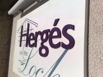 Sign boards - Edinburgh, Dalkeith, Midlothian - McGregors Signs Ltd - Shop Signage