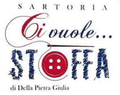 CI VUOLE STOFFA ... DI DELLA PIETRA GIULIA logo