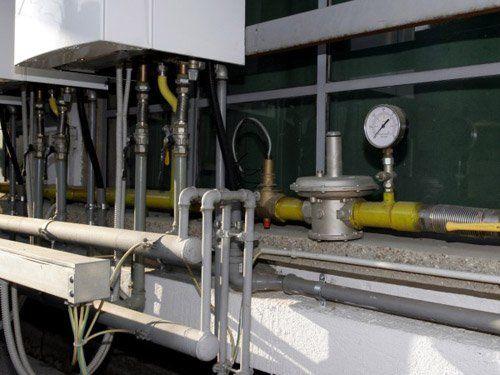 collegamenti idraulici