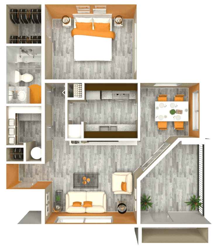 Anchorage Apartments: Viera Anchorage