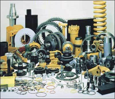 An extensive range of machinery parts - new, rebuilt, & good used - NZ & Pacific wide (and the odd Australian customer