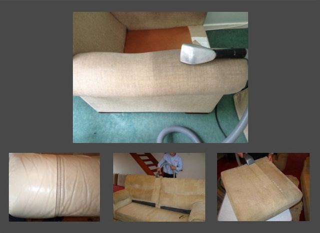 Our upholstery work