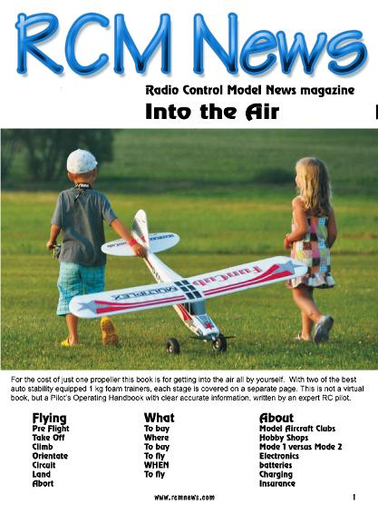 Kids holding the model airplane