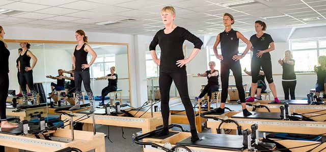 Get back into shape the easy way with Reformer Pilates