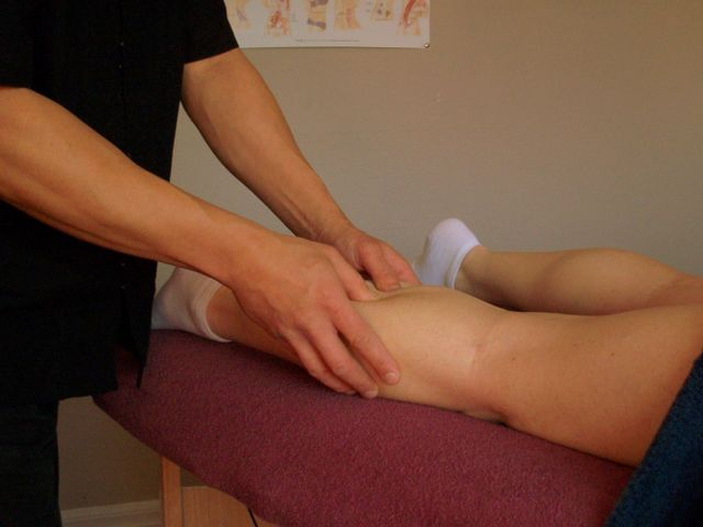 Calf massage in Leeds