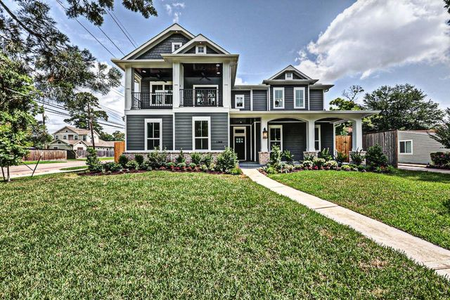Custom Home Builder In Houston Build On Your Lot Wood