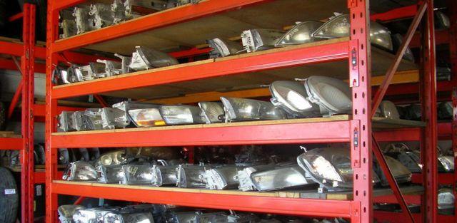 Parts service warehouse in Marlborough