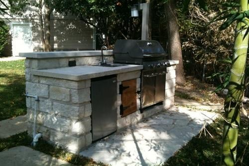 Outdoor Kitchens Austin TX