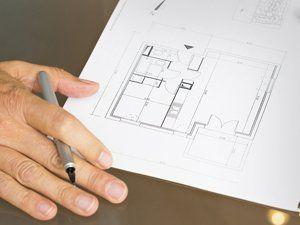 building regs application
