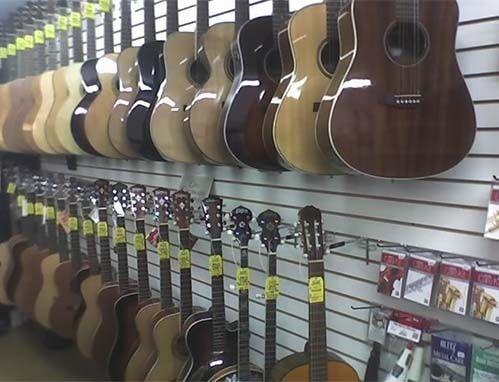 Musical Instrument Sales, Musical Instrument Rentals