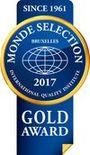2018 Monde Selection Gold Award