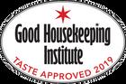 Good housekeeping Taste Approved 2019