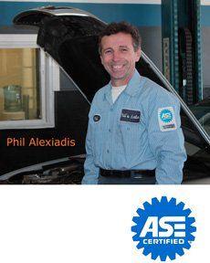 Phil Alexiadis- Auto Repair in Worcester, MA
