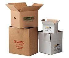scatole da imballo