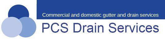 PCS Drain Services logo
