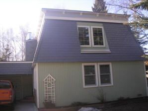 Hot tar and shingle re-roofing in Anchorage, AK