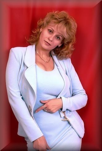 Name: Natalia  Age: 48  Height: About 5'5
