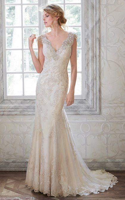 Beautiful Maggie Sottero dress