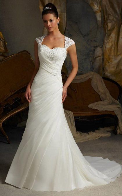 Quality Mori Lee wedding dress