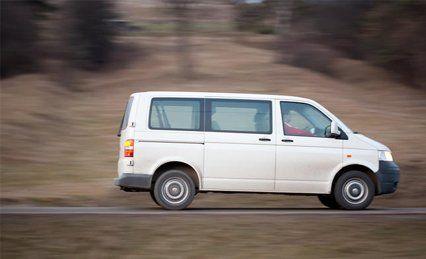 moving minibus