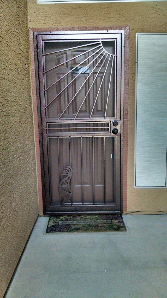 Sunscreen Patio Door And Security Door Installation Experts Mesa