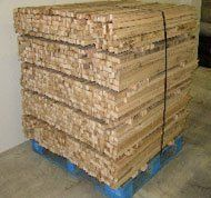 Hardwood Silt Fence Stakes & Wattle Stakes