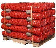 Heavy Duty Orange Diamond Safety Fence