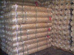 8' X 112.5' Single Net Straw Erosion Control Blankets Sold 30 per skid