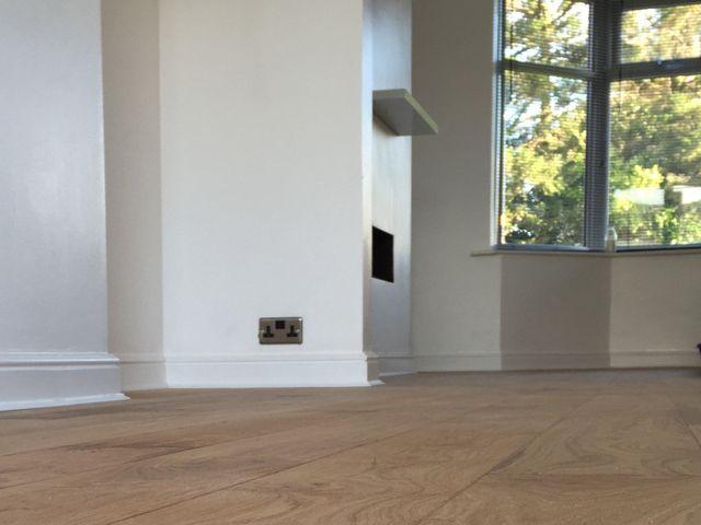 light brown wooden flooring