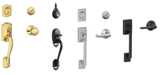 premium door knobs
