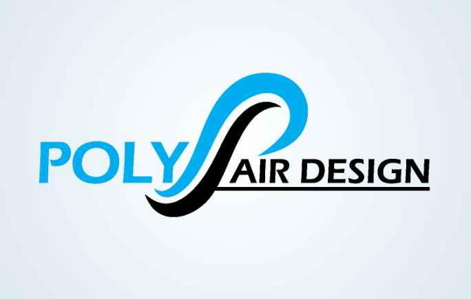 Poly Air Design logo, an Emergency AC Service contractor in Houston, TX