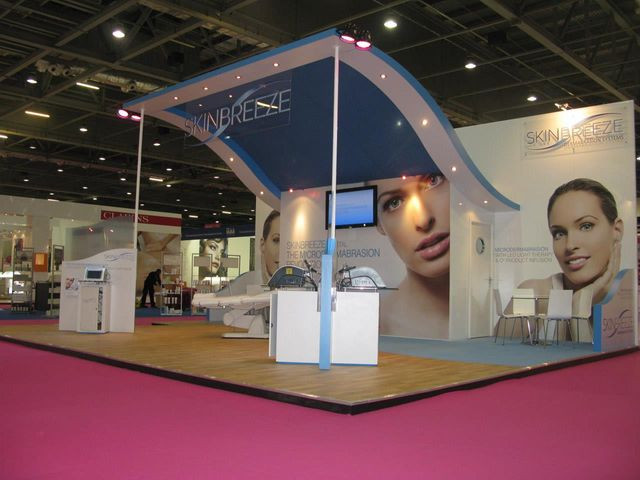 Exhibition Stand Hire Kent : How can a bespoke stand benefit your business