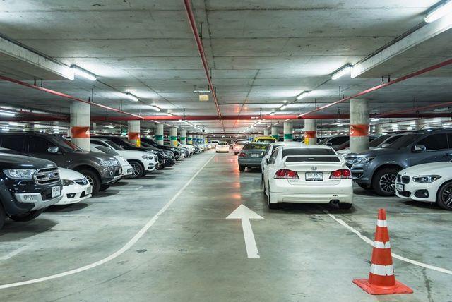 Parking Garage Rome Italy International Garage