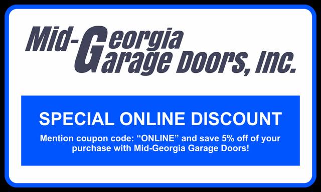 Contact Mid Georgia Garage Door In Newnan Ga Mid Georgia