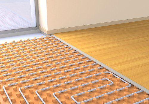 riscaldamento al pavimento