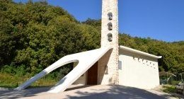La Chiesa della Madonna di Fatima a Massa Marittina