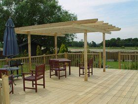 Timber - Cardiff, Wales - PRS - Decking