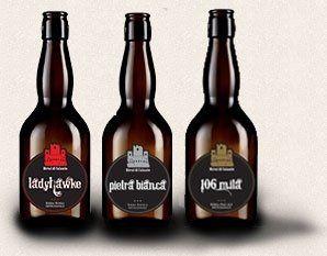 tre bottiglie di birre artigianali
