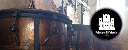 botti di distillati