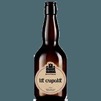 bottiglia di birra artigianale chiara