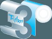 TRIPLAST PLASTIFICAZIONE CARTA E CARTONE-Logo