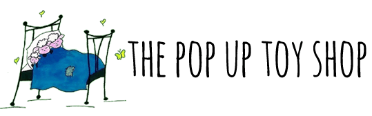 the pop up toy shop