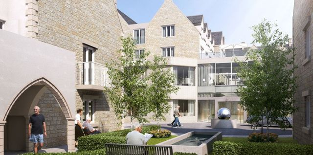New Retirement Village and Nursing Home Opens Up in Cirencester