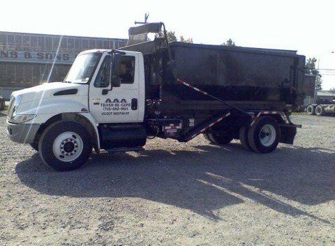 Garbage Pickup Buffalo, NY - AAA Trash Be Gone